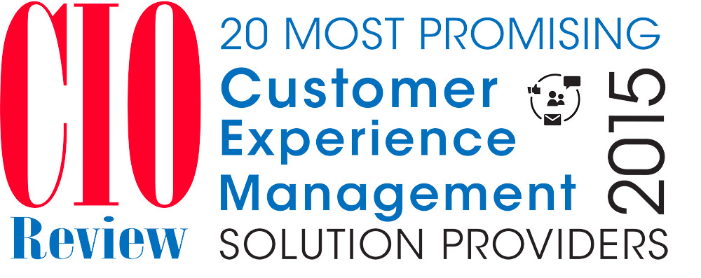 CIO Review selects CX Index™ for 20 Most Promising CEM Solution Providers for 2015