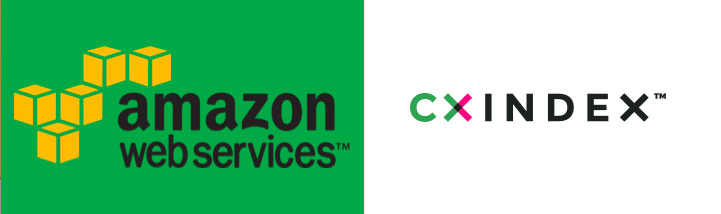 CX Index™ chooses Amazon Web Services as cloud infrastructure provider