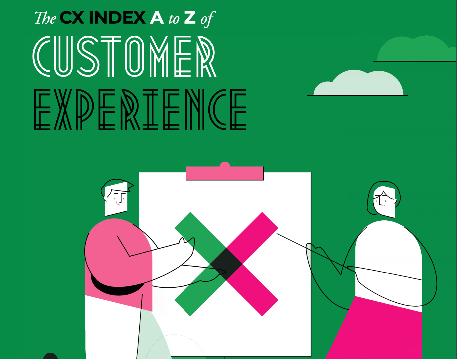 The A-Z of CX